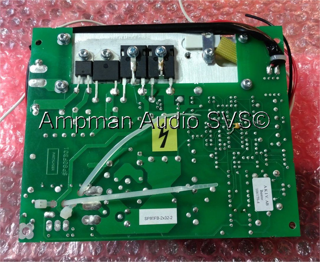 Lg Psu Switch Board For Td1 Variants Ampman Audio